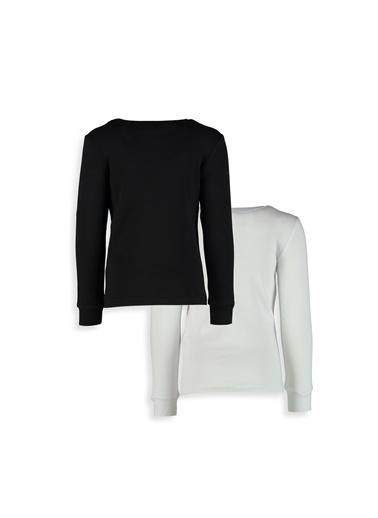 LC Waikiki Çamaşır Takım Siyah